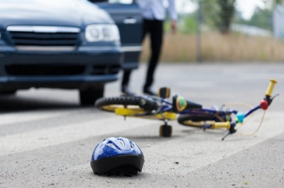 Bicycle/Motorcycle Collisions