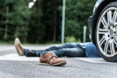 Motor Vehicle/Pedestrian Collisions
